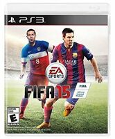 FIFA 15 Sony PlayStation 3 Game