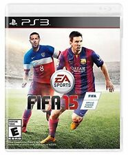 FIFA 15 (PS3) NO CASE NO ART EXCELLENT CONDITION SHIPS FAST COMPLETE