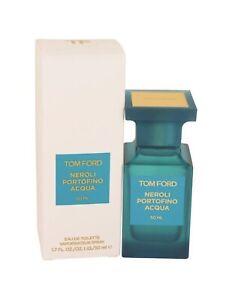 Authentic Tom Ford Neroli Portofino Acqua EDT 50ml