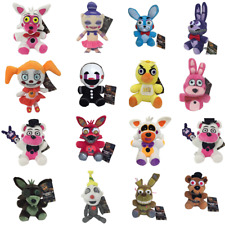"""8"""" Five Nights at Freddy's FNAF Horror Game Plush Doll Kids Stuffed Toy Gift"""