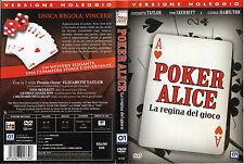 POKER ALICE - LA REGINA DEL GIOCO (1996) dvd ex noleggio