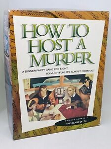 How to Host A Murder: The Class of '54 Dinner Party Game Ep. 7 (1996) READ