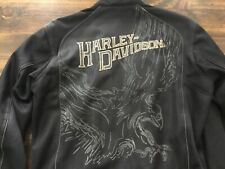 Harley Davidson Eagle Mesh Riding Jacket Men's Medium