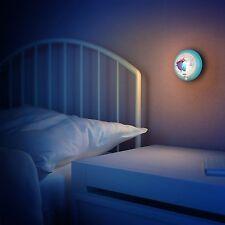 PHILIPS DISNEY FROZEN NIGHT LIGHT LED MOTION SENSOR NEW CHILDRENS LAMP ANNA ELSA