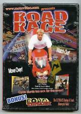 Road Rage #1: The Original (DVD) Wild Motorcycle Stunts, BRAND NEW!