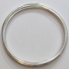 Pure Silver 14 Gauge Wire 9999 (99.99%) - 5 Feet