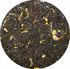 Hazelnut Vanilla natural flavored black loose tea 8 OZ