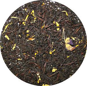 Hazelnut Vanilla natural flavored black loose tea 8 OZ