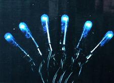 12m Blue Christmas XMAS Lighting Lights