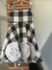 New Oopsy Daisy  Girls Dress Size 8 Adorable!