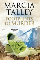 Footprints to Murder by Marcia Talley 9780727895585 | Brand New