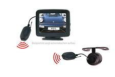 "Mini Rückfahrkamera E306, Unterbaumontage mit 3.5"" Monitor & Funkübertrager"