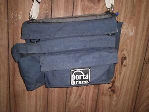 NAGRA 4.2 PORTA BRACE BAG IN FINE CONDITION VERY HARD T0 FIND