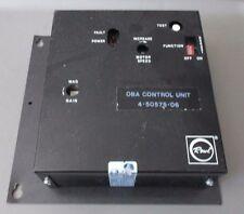 ROWE JUKEBOX / VENDING SNACK MACHINE OBA CONTROL UNIT 4-50575-06, GUC