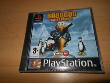 robocod james pond 2 PS1 new sealed PAL VERSION