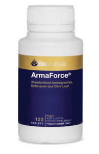 Bioceuticals ArmaForce 120 Tablets RRP $89.95 Free Postage!