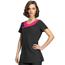 NEW SPA & BEAUTY TUNICS, SALON NAIL HAIRDRESSERS DENTIST VET UNIFORM TUNIC