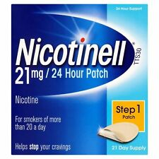 NICOTINELL 21mg Patches - Step 1 X 21