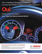 PUBLICITE ADVERTISING 114  2005  BOSCH   injection directe à un turbocompresseur