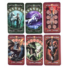 LEGENDS TAROT DECK CARDS DIVINATION ESOTERIC TELLING FOURNIER NEW A0p