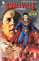 Smallville Season 11 Vol 6: Alien Superman CW TV Show Tie-In TPB  DC Comics