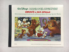1998 Disney - Christmas On Bear Mountain - Stamp Comic Booklet Guyana - Mnh