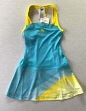 Tennis Dress adidas Girls Xs Blue adizero