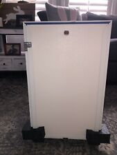 Hale Pet Door, High Quality Dog Door, White/Tan, Tall/Large