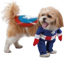 Déguisement de SUPER HERO pour Chien S, Dessin Animé Film Captain America NEUF