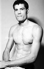 Lenox Fontaine Original B&W 35mm Film Negative Male Model Gay Interest Photo #28