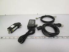 "Sentech STC-400L Monochrome Hi-Resolution CCD Camera 1/2"" Sensor w/Power Supply"