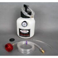 0260 Motive Power Brake Bleeder Kit 2qt Capacity Thread-On XLT Universal Kit