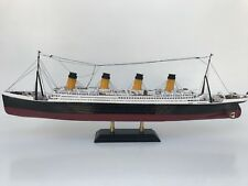 R.M.S. Titanic, Hochdetailiertes Modell, Maßstab 1/570