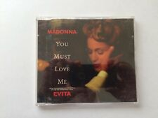"""Madonna """" You Must Love Me"""" CD"""