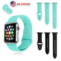 US Replacement Band Strap For Apple Watch iWatch Series 4/3/2/1 38/40/42/44mm
