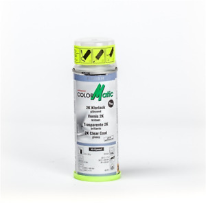 Trasparente 2K ML.200 LUCIDO ColorMatic - Spray bicomponente x verniciatura car