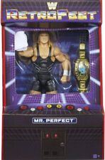 Wwe retrofest mr perfect elite series brand new
