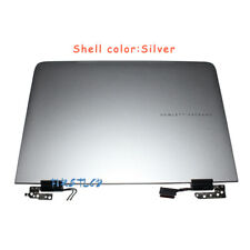 """QHD 13.3""""HP Spectre X360 13-4193DX 13-4194DX Touch LCD Screen Replacement Silver"""