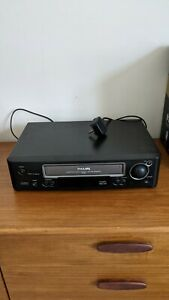 Philips VR 287 VHS Player / Recorder