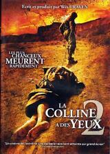 D.V.D./...LA COLLINE A DES YEUX 2.../...Michael McMillian.....Jessica Stroup ...