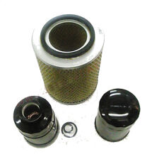 Isuzu Trooper 3.1 Td Oil Air Fuel Filter Kit 92-98 OEM