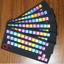Fashion PBT 37keys Double Shot Translucidu Backlit Keycap for Mechanic Keyboard