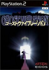 Used PS2 Ghost Vibration   Japan Import (Free Shipping)