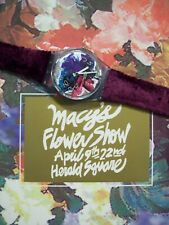 """SWATCH WATCH """"Macy's Flower Show"""" SPECIAL"""