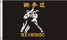 Taekwondo Tae Kwon Do Korea Martial Arts Banner 5'x3' Flag