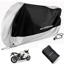 L Waterproof Motorcycle Cover For Yamaha YZF R1 R6 R6S R1M R3 R7 1000R 600R 700R