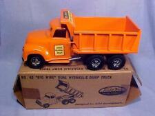 "Tonka DESALLE ""BIG MIKE"" Dual Hydraulic Dump Truck OUT OF PRODUCTION NIB RARE"