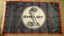 Shelby Cobra flag 3X5'