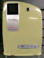 Rival | Ice-O-Matic | Vintage Ice Crusher | Pre-Owned | Ships Fast