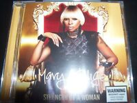 MARY J BLIGE Strength Of A Woman (Australia) CD - New